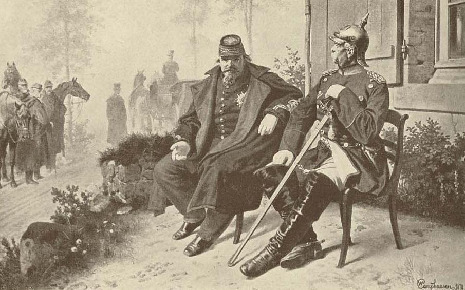 BismarckundNapoleonIII